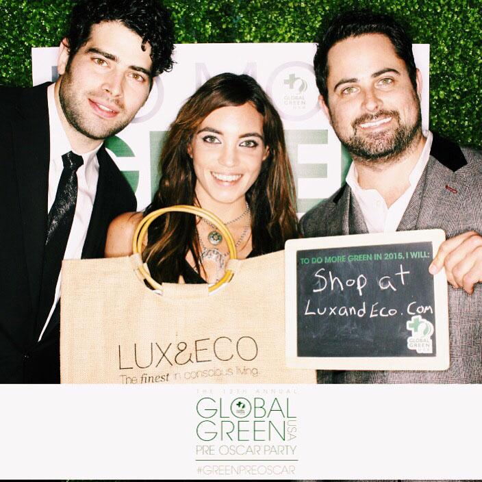 Global Green Pre-Oscar Party 2015