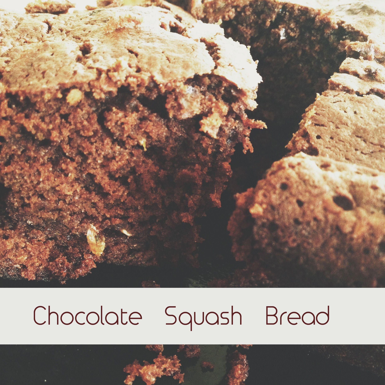 Gluten-Free Chocolate Squash Bread Recipe