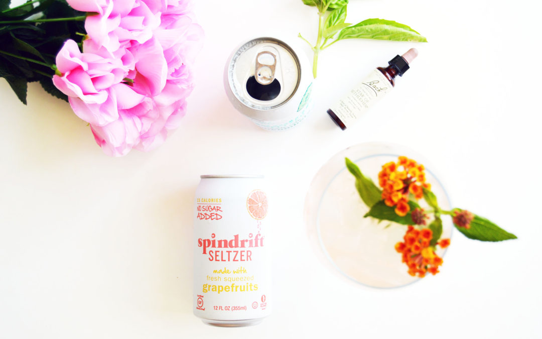 The Flower Essence Summer Spritzer Recipe