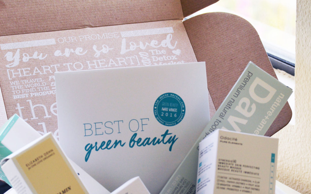 The Best of Green Beauty 2016