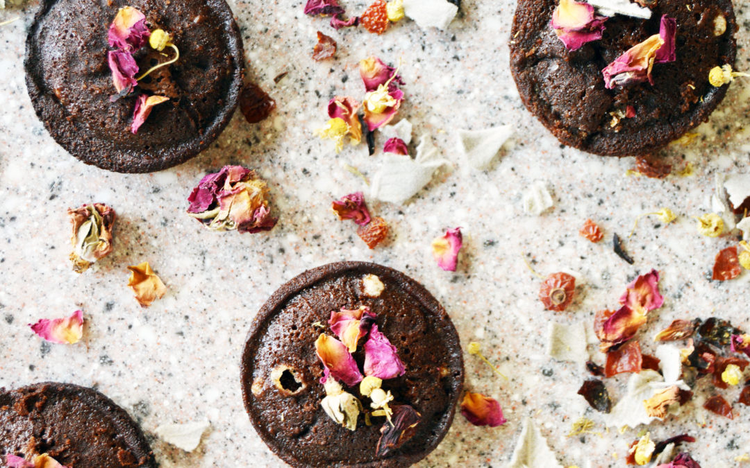 Pain Relieving Petal Cakes Recipe