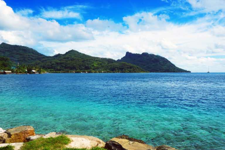 The Organic Life Retreat on the French Polynesian Paradise Island of Huahine
