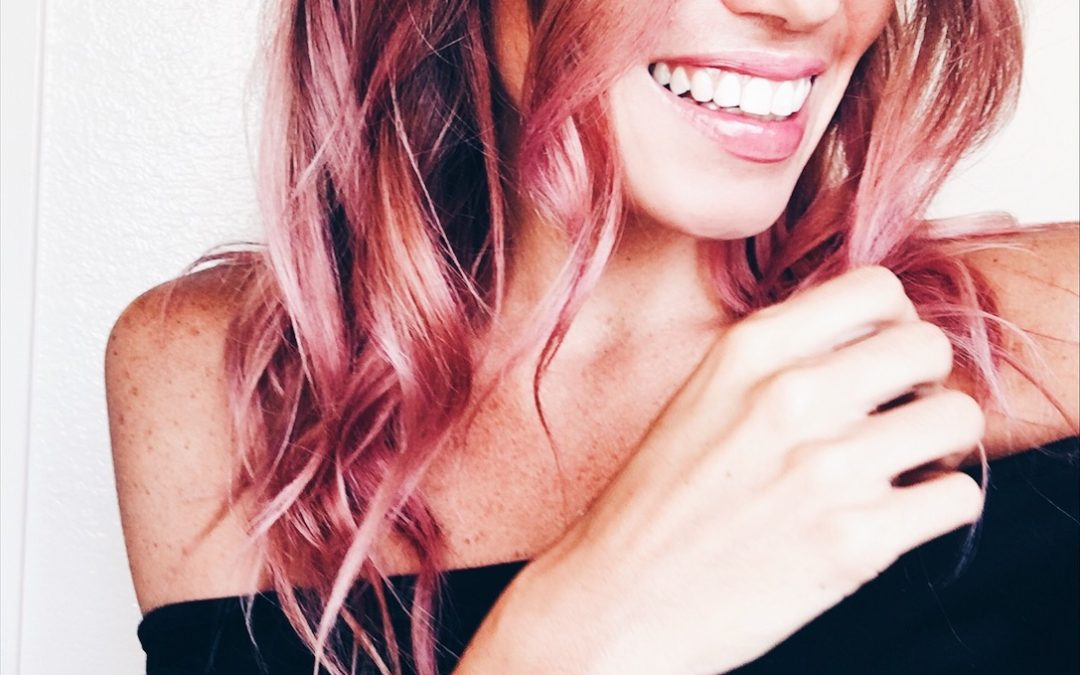 How To Dye + Lighten Your Hair Naturally: Ditch The Chemicals For Good