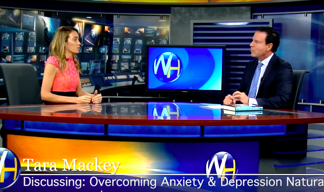 How To Naturally Overcome Depression and Anxiety: (My Interview with The Wellness Hour)